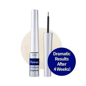 Korean Beauty Skincare -ETUDE-Power Eyelash Ampoule