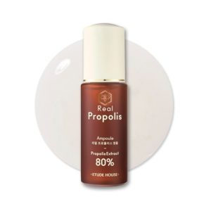 Korean Beauty Skincare -ETUDE-Real Propolis Ampoule