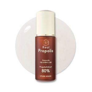 Korean Beauty Skincare -ETUDE-Real Propolis Ampoule