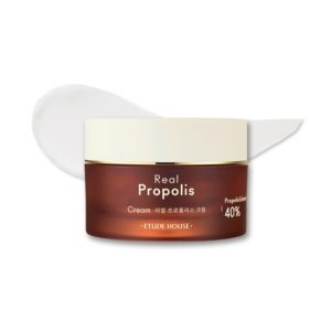 Korean Beauty Skincare -ETUDE-Real Propolis Cream