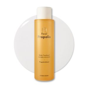 Korean Beauty Skincare -ETUDE-Real Propolis Water Treatment