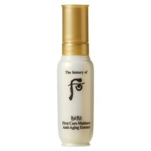 GlowingGorgeous -The History of Whoo-Bichup First Care Moisture Anti-Aging Essence MINI 8ml