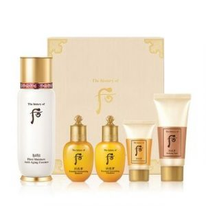 GlowingGorgeous -The History of Whoo-Bichup First Care Moisture Anti-Aging Essence Set 5 pcs