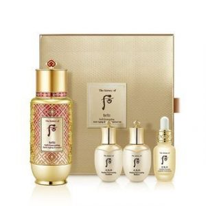 GlowingGorgeous -The History of Whoo-Bichup Self-Generating Anti-Aging Essence Royal Heritage Edition Special Set 4 pcs
