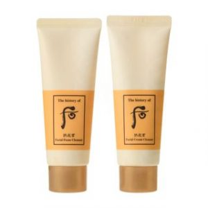 GlowingGorgeous -The History of Whoo-Gongjinhyang Cleanser Special Gift Kit 2 pcs