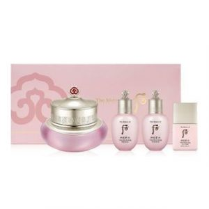 GlowingGorgeous -The History of Whoo-Gongjinhyang Soo Yeon Intensive Hydrating Cream Set 4 pcs