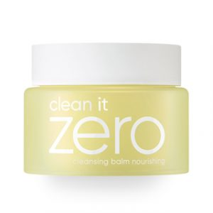Korean Beauty Skincare -BANILA CO-Clean It Zero Cleansing Balm Nourishing 100ml