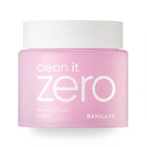 Korean Beauty Skincare -BANILA CO-Clean It Zero Cleansing Balm Original 180ml New -