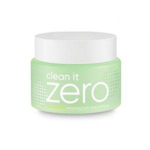 Korean Beauty Skincare -BANILA CO-Clean It Zero Cleansing Balm Pore Clarifying 100ml