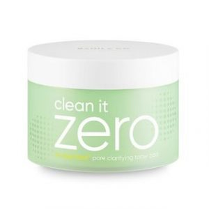 Korean Beauty Skincare -BANILA CO-Clean It Zero Pore Clarifying Toner Pad 120ml