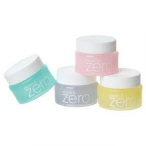 Korean Beauty Skincare -BANILA CO-Clean It Zero Special Trial Kit 4 pcs