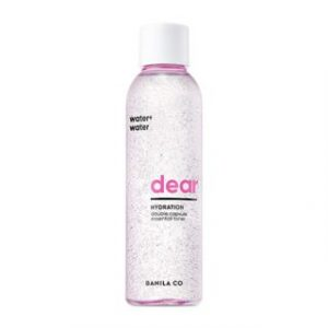 Korean Beauty Skincare -BANILA CO-Dear Hydration Double Capsule Essential Toner 200ml