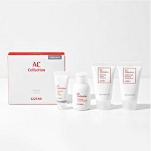 Korean Beauty Skincare -COSRX-AC Collection Trial Kit Intensive 4 pcs