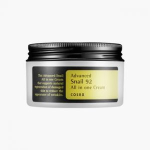 Korean Beauty Skincare -COSRX-Advanced Snail 92 All In One Cream 100g