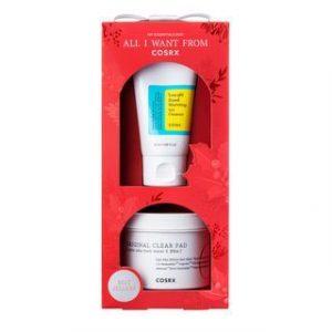 Korean Beauty Skincare -COSRX-All I Want From COSRX Holiday Special Set 2 pcs