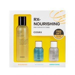 Korean Beauty Skincare -COSRX-Find Your Go-To Toner Set RX-Nourishing 3 pcs