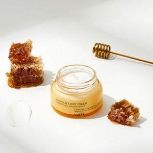 Korean Beauty Skincare -COSRX-Full Fit Propolis Light Cream 65ml