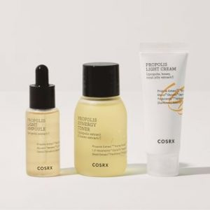 Korean Beauty Skincare -COSRX-Honey Glow Trial Kit 3 pcs