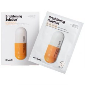 Korean Beauty Skincare -Dr. Jart+-Dermask Micro Jet Brightening Solution 30g x 5pcs