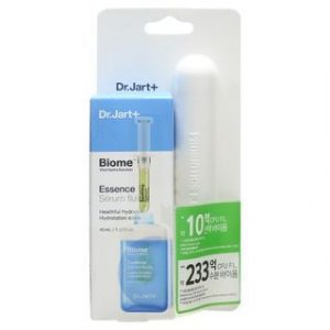 Korean Beauty Skincare -Dr. Jart+-Vital Hydra Solution Biome Essence & Green Shot Set 2 pcs