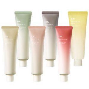 Korean Beauty Skincare -HANYUL-Nature In Life Hand Cream 50ml (6 Types) Red Rice