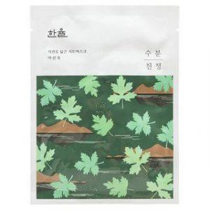 Korean Beauty Skincare -HANYUL-Nature In Life Sheet Mask - 4 Types Pure Artemisia Moisture Soothing
