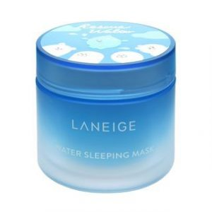 Korean Beauty Skincare -LANEIGE-Water Sleeping Mask Large & Friends Limited Edition 100ml
