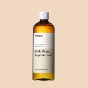 Korean Beauty Skincare -Manyo-Bifida Biome Ampoule Toner 400ml