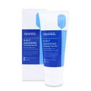 Korean Beauty Skincare -Mediheal-Aquaring Cleansing Foam EX 170ml