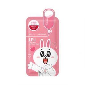 Korean Beauty Skincare -Mediheal-I.P.I Lightmax Ampoule Mask Set 10pcs (Line Friends Edition) 27ml x