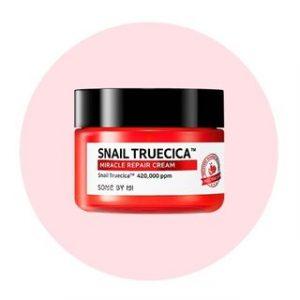 Korean Beauty Skincare -SOME BY MI-Snail Truecica Miracle Repair Cream 60g
