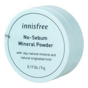 innisfree - No Sebum Mineral Powder 2019 NEW - 5g