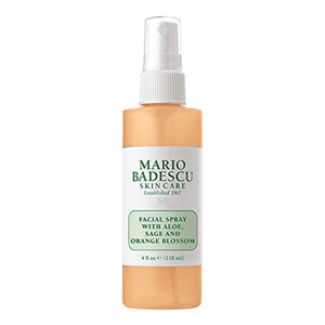Mario Badescu Facial Spray with Aloe, Sage and Orange Blossom