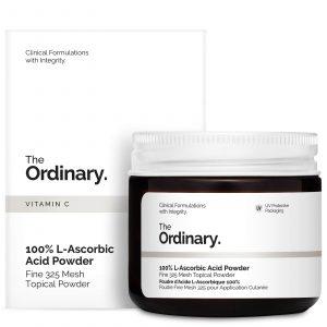 GlowingGorgeous -The Ordinary-100% L-Ascorbic Acid Powder 20g