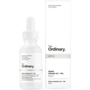 GlowingGorgeous -The Ordinary-Alpha Arbutin 2% + HA Concentrated Serum 30ml
