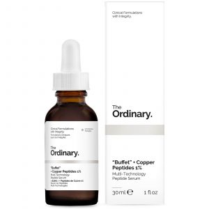 GlowingGorgeous -The Ordinary-Buffet  + Copper Peptides 1%