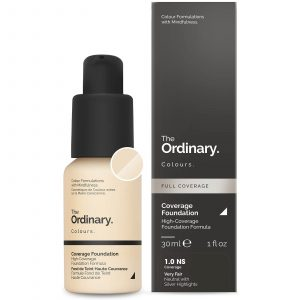 GlowingGorgeous -The Ordinary-Coverage Foundation 30ml (Various Shades) - 1.2P