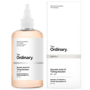 GlowingGorgeous -The Ordinary-Glycolic Acid 7% Toning Solution 240ml