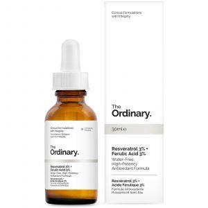 GlowingGorgeous -The Ordinary-Resveratrol Serum 3% + Ferulic Acid 3% 30ml