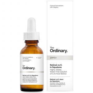 GlowingGorgeous -The Ordinary-Retinol Serum 0.2% in Squalane 30ml