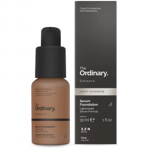 GlowingGorgeous -The Ordinary-Serum Foundation 30ml (Various Shades) - 2.1P