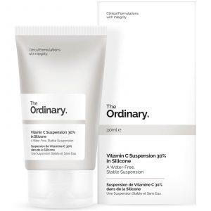 GlowingGorgeous -The Ordinary-Vitamin C Suspension Cream 30% in Silicone 30ml